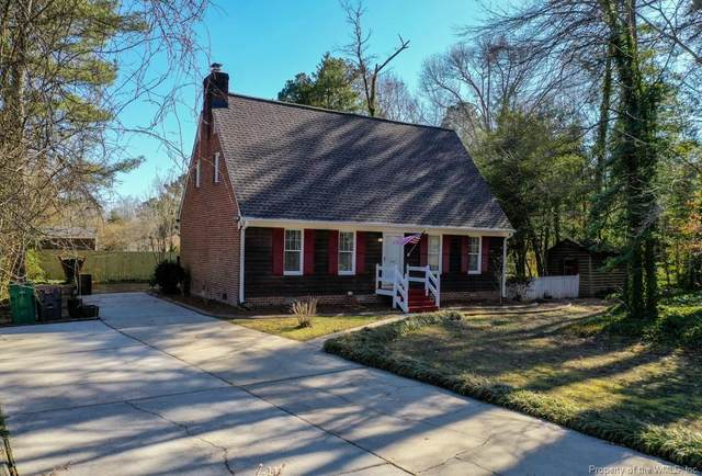 203 Nina Lane, Williamsburg, VA 23188 (#2100633) :: The Bell Tower Real Estate Team