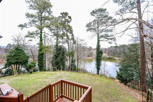 124 The Colony, Williamsburg, VA 23185 (#2100678) :: Abbitt Realty Co.