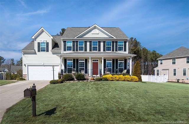 2671 Brownstone Circle, Williamsburg, VA 23185 (#2100793) :: The Bell Tower Real Estate Team