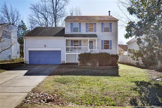 3968 Driftwood Way, Williamsburg, VA 23188 (#2100796) :: The Bell Tower Real Estate Team