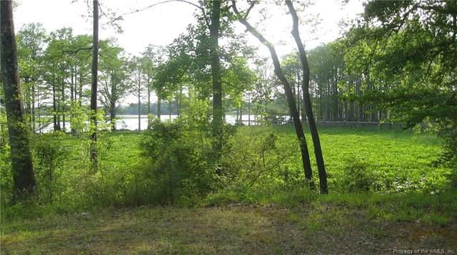 0 Turners Landing Road, Lanexa, VA 23089 (MLS #2101102) :: Howard Hanna Real Estate Services