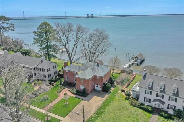 209 Hilton Terrace, Newport News, VA 23601 (MLS #2101111) :: Howard Hanna Real Estate Services