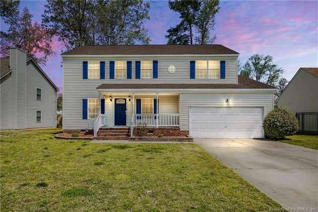 13 Thoroughbred Drive, Hampton, VA 23666 (#2101339) :: Abbitt Realty Co.
