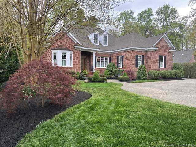 160 Fords Colony Drive, Williamsburg, VA 23188 (#2101357) :: The Bell Tower Real Estate Team