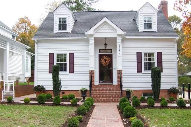 520 Newport Avenue, Williamsburg, VA 23185 (#2101393) :: Abbitt Realty Co.