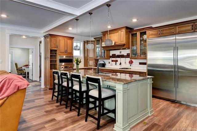 1129 Hitchens Lane, Williamsburg, VA 23188 (MLS #2101414) :: Howard Hanna Real Estate Services