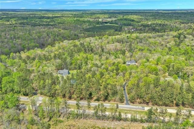 8902 Richmond Road, Toano, VA 23168 (MLS #2101441) :: Howard Hanna Real Estate Services