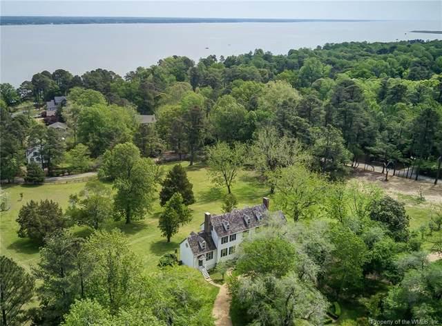 124 Riverview Plantation Drive, Williamsburg, VA 23188 (#2101567) :: Atlantic Sotheby's International Realty