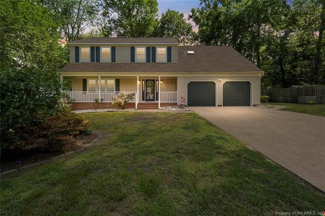 105 Davids Way, Yorktown, VA 23692 (#2101759) :: The Bell Tower Real Estate Team