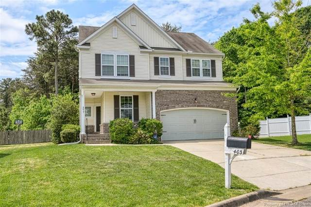 403 Cheeseman Road, Williamsburg, VA 23185 (#2101841) :: The Bell Tower Real Estate Team