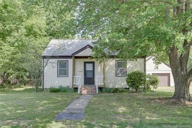 1003 Temple Lane, Newport News, VA 23605 (MLS #2101850) :: Howard Hanna Real Estate Services