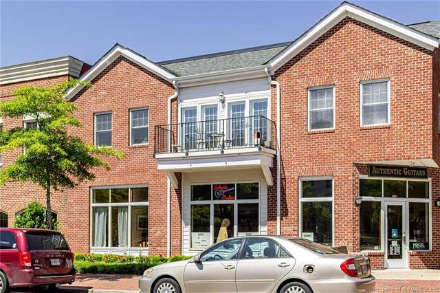 4811 Courthouse Street 2A, Williamsburg, VA 23188 (#2101914) :: The Bell Tower Real Estate Team