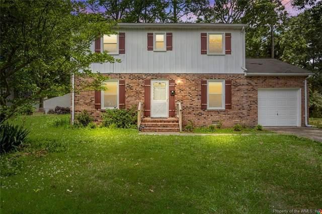204 Cooper Court, Newport News, VA 23602 (MLS #2101950) :: Howard Hanna Real Estate Services