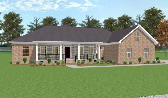 301 Cliftons Bluff, Williamsburg, VA 23188 (MLS #2102197) :: Howard Hanna Real Estate Services