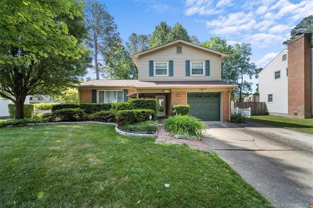 728 Keppel Drive, Newport News, VA 23608 (MLS #2102251) :: Howard Hanna Real Estate Services