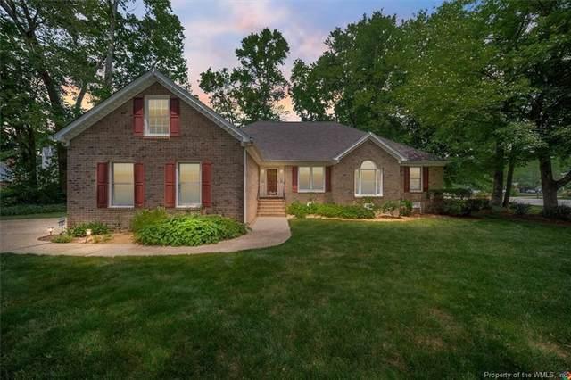 100 Pamunkey Turn, Yorktown, VA 23693 (MLS #2102320) :: Howard Hanna Real Estate Services
