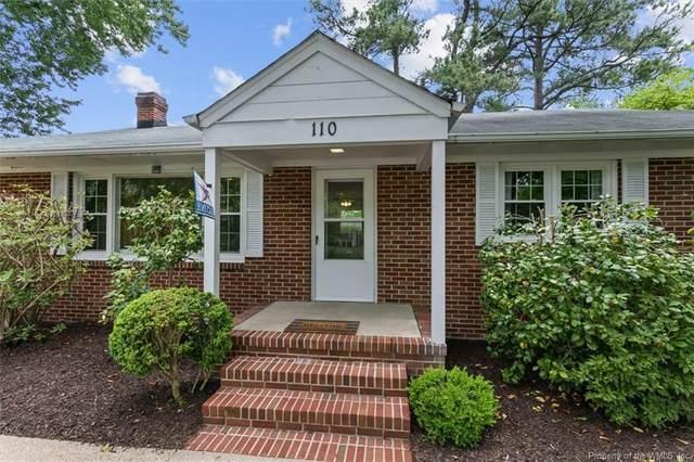 110 Caran Road, Williamsburg, VA 23185 (#2102360) :: Abbitt Realty Co.