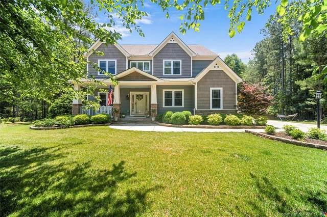 10484 Pine Warbler Drive, Providence Forge, VA 23140 (MLS #2102455) :: Howard Hanna Real Estate Services