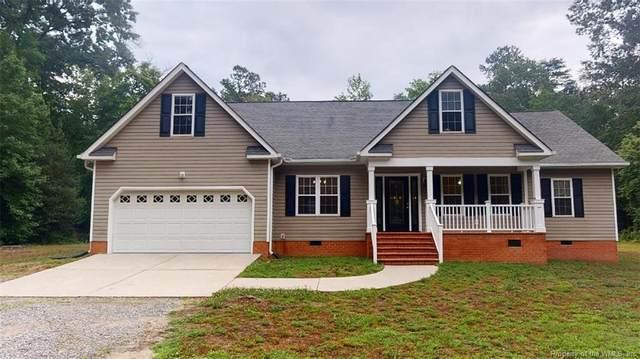 8049 Beaver Drive, Gloucester, VA 23061 (#2102516) :: Abbitt Realty Co.