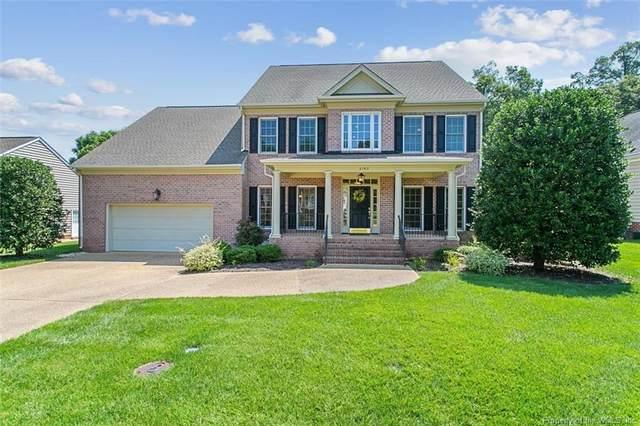 3193 Eagles Watch, Williamsburg, VA 23185 (MLS #2102802) :: Howard Hanna Real Estate Services