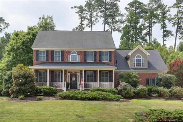 4216 Ambassador Circle, Williamsburg, VA 23188 (MLS #2103072) :: Howard Hanna Real Estate Services