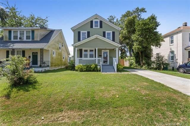 307 Hickory Avenue, Newport News, VA 23607 (#2103642) :: Atlantic Sotheby's International Realty