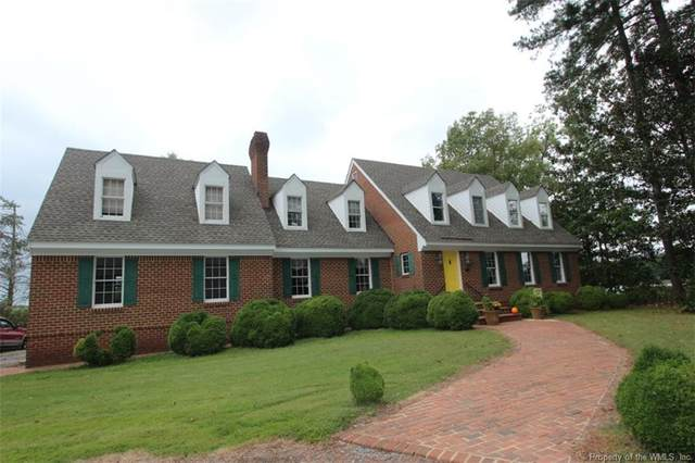 1054 Elm Grove Lane, Mathews, VA 23128 (#2103855) :: Atlantic Sotheby's International Realty