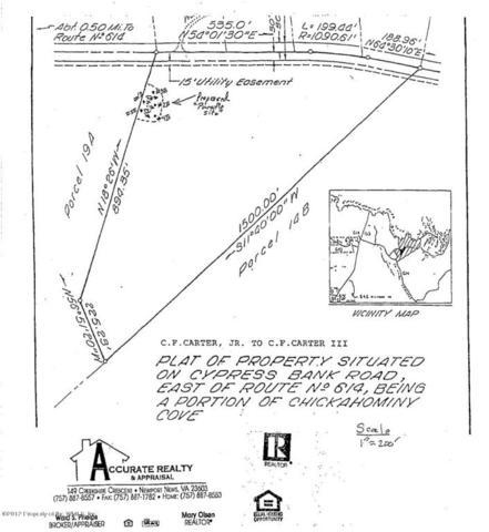 Lot 15B Cypress Bank, Providence Forge, VA 23140 (#30031606) :: Abbitt Realty Co.