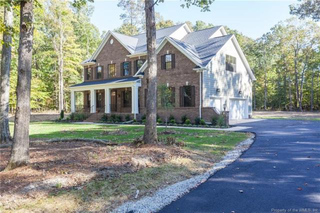 5304 Arbor Place, Williamsburg, VA 23188 (#1741157) :: Abbitt Realty Co.