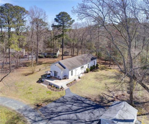 58 Laurel Lane W, Hallieford, VA 23068 (MLS #1901168) :: Chantel Ray Real Estate