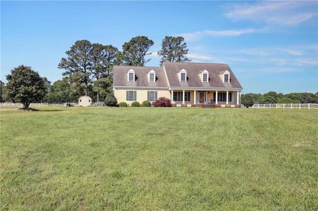 2589 Greensprings Road, Williamsburg, VA 23185 (MLS #1901365) :: Chantel Ray Real Estate