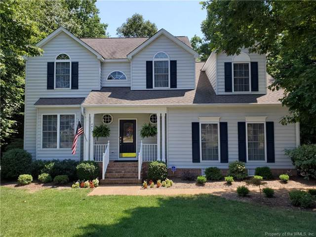 4015 Windsor Ridge, Williamsburg, VA 23188 (MLS #1902654) :: Howard Hanna