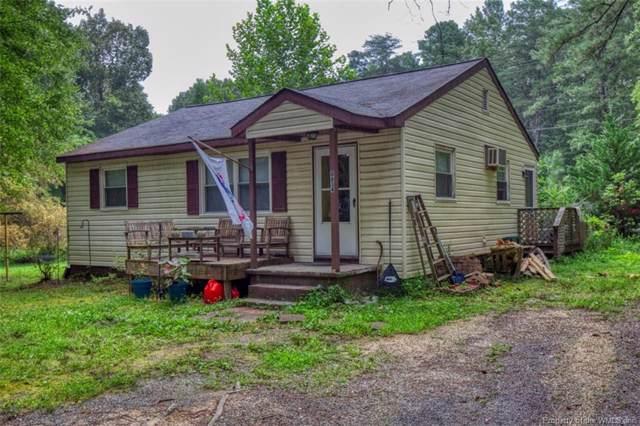 8834 Diascund Road, Lanexa, VA 23089 (MLS #1903391) :: Howard Hanna