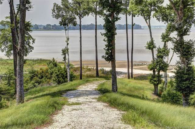 0000 Stewart Road, Barhamsville, VA 23089 (MLS #1903926) :: Chantel Ray Real Estate