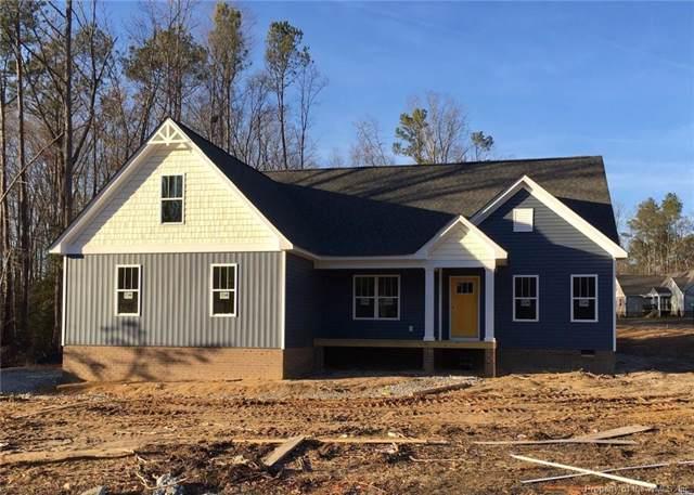 1424 Yakima, New Kent, VA 23141 (MLS #1904170) :: Chantel Ray Real Estate