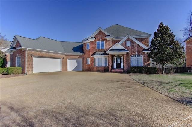 4040 Powhatan Secondary, Williamsburg, VA 23188 (MLS #2000195) :: Howard Hanna