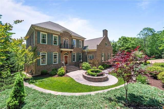 121 Formby, Williamsburg, VA 23188 (MLS #2001962) :: Chantel Ray Real Estate