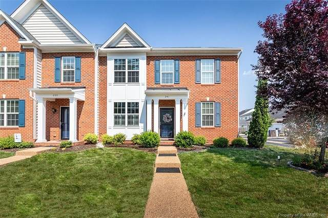 241 Quarterpath Road, Williamsburg, VA 23185 (MLS #2102253) :: Howard Hanna Real Estate Services