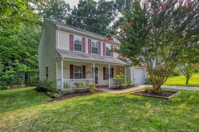 3908 Longhill Station Road, Williamsburg, VA 23188 (MLS #2103034) :: Howard Hanna Real Estate Services