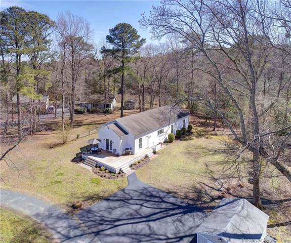 58 Laurel Lane W, Hallieford, VA 23068 (MLS #1901168) :: Chantel Ray Real Estate