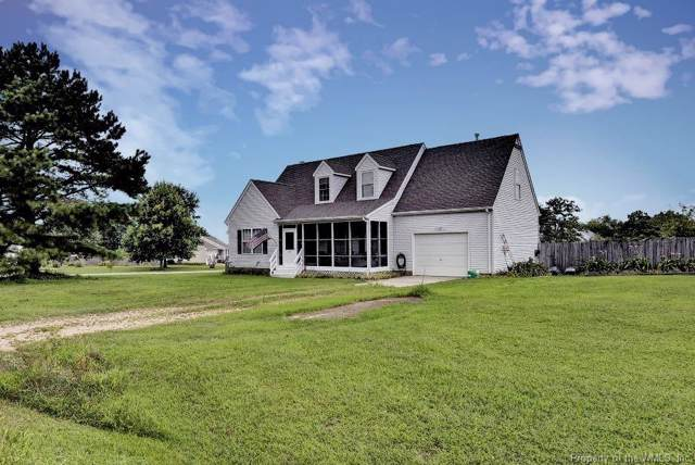 219 Loch Haven Drive, Williamsburg, VA 23188 (MLS #1903450) :: Chantel Ray Real Estate