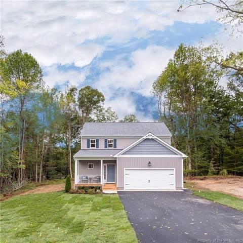 1444 Dispatch Road, Quinton, VA 23141 (MLS #1903611) :: Chantel Ray Real Estate