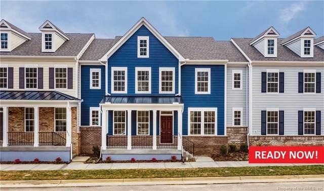 3943 Northridge Street 33-129, Williamsburg, VA 23185 (MLS #2000066) :: Chantel Ray Real Estate