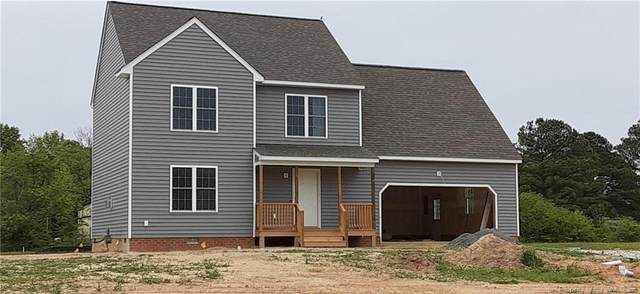 218 Pointers Drive, West Point, VA 23181 (MLS #2000360) :: Chantel Ray Real Estate