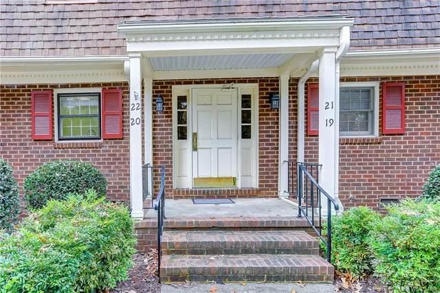 1184 Jamestown Road #20, Williamsburg, VA 23185 (#2004865) :: The Bell Tower Real Estate Team