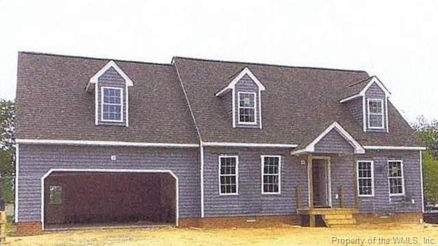 209 Pointers Drive, West Point, VA 23181 (#2100432) :: The Bell Tower Real Estate Team