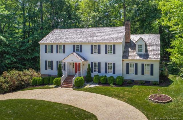 100 Woodmere Drive, Williamsburg, VA 23185 (#1901174) :: Abbitt Realty Co.