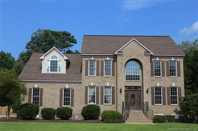 4024 Ambassador Circle, Williamsburg, VA 23188 (MLS #2103048) :: Howard Hanna Real Estate Services