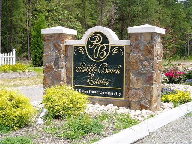 Lot 42 Forest View Lane, Little Plymouth, VA 23091 (#1610074) :: Abbitt Realty Co.