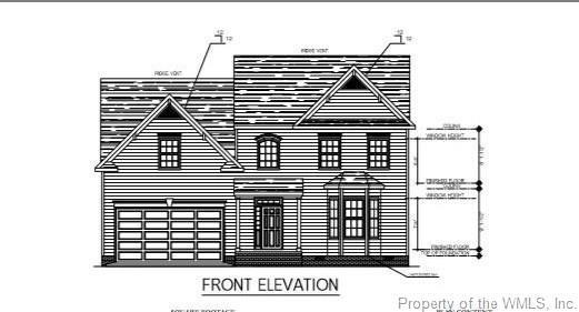 129 Seton Hill Road, Williamsburg, VA 23188 (MLS #1814974) :: Chantel Ray Real Estate
